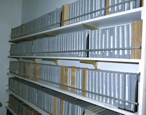 Slide collection of INBio, San Jose, Costa Rica