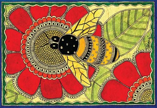 01b_Madhubani Art
